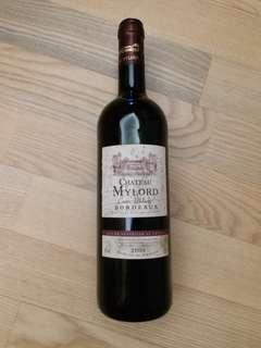 法國波爾多紅酒 Bordeaux Red Wine