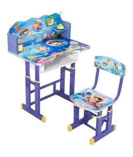 Study Table And Chair Set For Kids