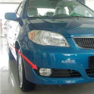 Toyota Vios 2006 Fog Light