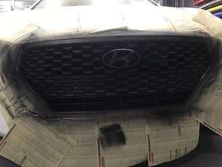 Hyundai i30 grill plasti dip service