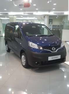 Nissan NV200 brand new