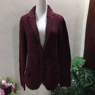 Cardigan Knit