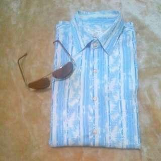 L👔 Authentic Tasso Elba Island Shirt