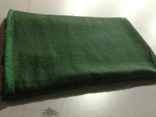 大量制式軍毯