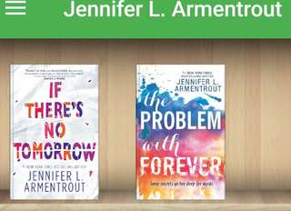 Jennifer Armentrout ebooks