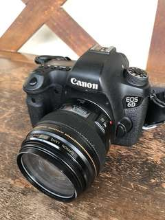 Selling Canon gear.