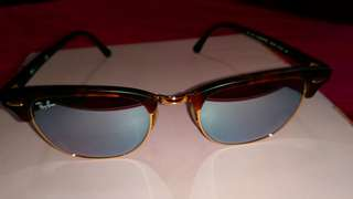 COD ONLY Original Ray-Ban clubmaster RB 3016