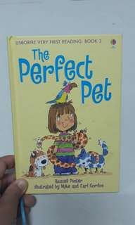 Usborne books for young readers: The Perfect Pet