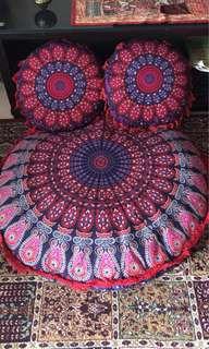 Bohemian Tapestry cushion