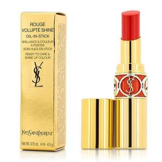YSL Rouge Volupte Shine #46