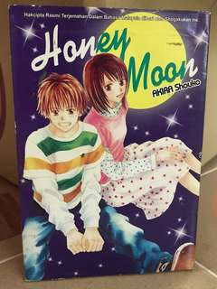 Komik Honeymoon