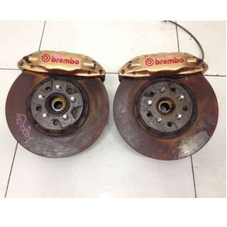 Subaru Legacy Bearing Hub/Rotor Disc & Brake Caliper (AS2581)