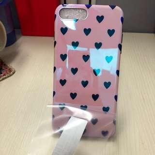 Iphone 7/8 plus case blu ray love (pink)