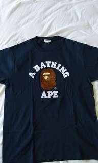 Bathing Ape with Fur