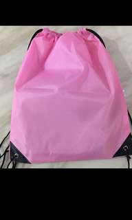 Swimming drawstring bag- goody bag, door gift, goodie bag packages
