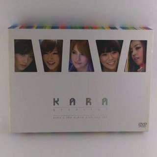 KARA STEPITUP [DVD SET][韓版]