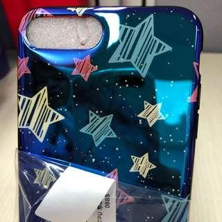 Iphone 7/8 plus case blu ray stars (blue)