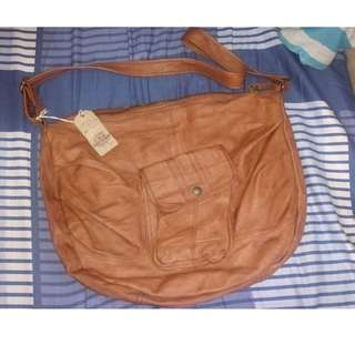 Chevignon Leather Bag