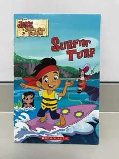 Jake and the Neverland Pirates - Surfin Turf