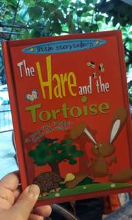 Classic tales: The Hare and the Tortoise
