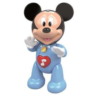 Interactive Toy Baby Clementoni Mickey Mouse