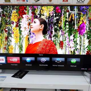 Led Tv Sharp 50 Inch FREE Handphone (Free 1x Angsuran)