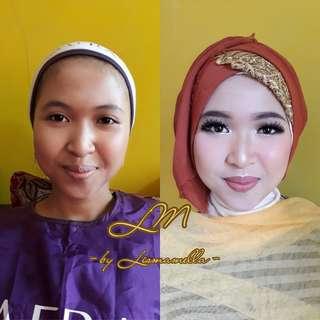 Jasa Makeup photoshoot, prewed, dan wisuda