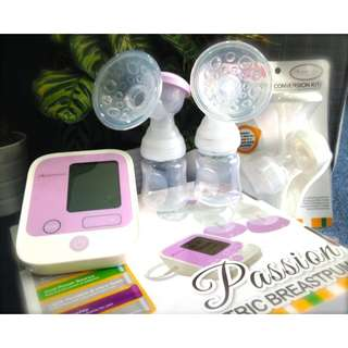 Autumnz Passion Double Electric Breastpump