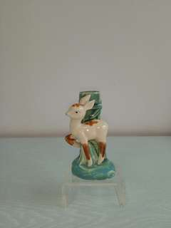 CR 60s Ceramic Deer height 11cm perfect condition