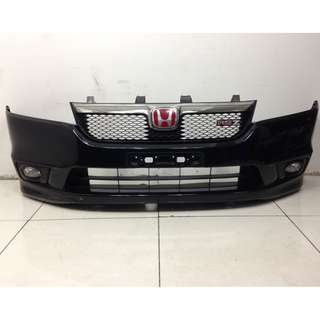 Honda Stream Front Bumper with Lamp (AS2586)