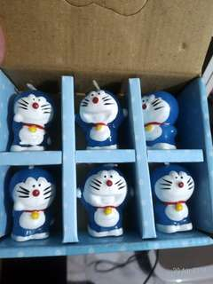 Doraemon candles