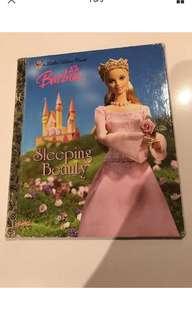 Barbie - Sleeping Beauty - Little Golden Book