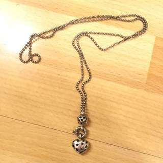 Folli follie charm necklace