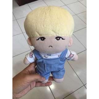 🚚 現貨特價促銷  防彈娃娃 EXO娃 娃衣 吊袋褲套組