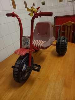 Vintage tricycle 80s