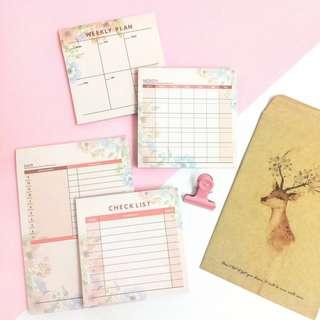 [Ready Stock] Planner Sticky Note