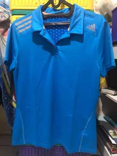 Adidas climachill shirt blue