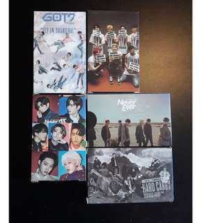 [√] GOT7 LOMO CARD