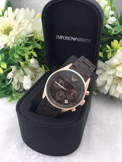 EMPORIO ARMANI COUPLE WATCH