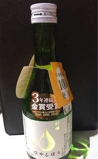 白雪吟釀清酒sake
