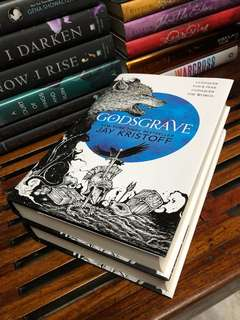 Godsgrave UK Edition