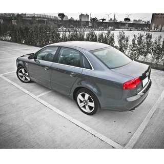 【2006年 Audi A4 】1.8L