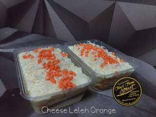 Cheese Leleh Orange