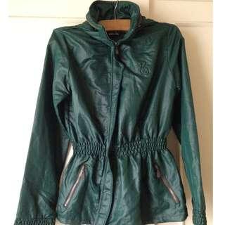 SALE! LEE Autumn Winter Hooded Trench Coat / Top / Jacket