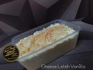 Cheese Leleh Vanilla
