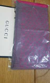 Gucci 頸巾