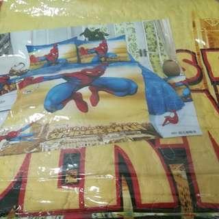 Cadar cartoon Spiderman