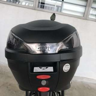 Givi limited 27litre box or swap only
