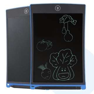 Portable LCD Writing Tablet Board Paperless Drawing Graphics Notepad Blackboard