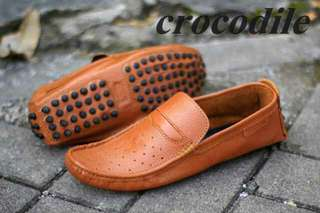 Crocodile slip on